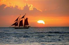 Florida Keys - Key West Sunset
