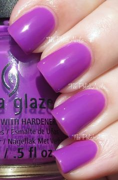 China Glaze Summer 2013 'Sunsational' Collection: Are You Jelly?