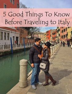 5 Good Things To Know Before Traveling to Italy – This Sunny Life