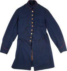 Military & Patriotic:Civil War, Rare Civil War Artillery Enlistee's Frock Coat...