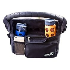 Stroller Organizer By ZenKid® - The #1 Stroller Accessory You Must Own ● Universal Parent Console For Diapers, Keys, Phone, And More! - Includes Insulated Cup & Bottle Holders ● Makes An Ideal Baby Shower Gift For New Parents ZenKid http://www.amazon.com/dp/B00L4JKPWY/ref=cm_sw_r_pi_dp_GDIGvb023TRXN