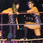 Japanese Women's Wrestling Video – Clips – DVD's – Pictures – Streaming - Downloads  The most feared Women Wrestling Warriors on the Planet! These Female Fighters are the ultimate masters of all the wrestling holds, from bone crushing mat wrestling, to unbelievable aerial maneuvers. Filmed before huge crowds. Japanese Women's Wrestling (All Rights Reserved)  http://store.steelkittens.com/show_items.asp?Category=3