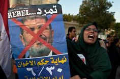 As military deadline nears in Egypt, Morsi vows fight to death