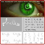 Πρωτοποριακή συσκευή που επιτρέπει σε τετραπληγικούς να σχεδιάζουν με τα μάτια [Video]   Περιοδικό Αυτονομία - Disabled.GR