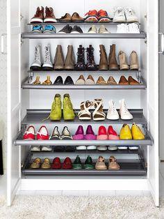 Pull Out Shoe Shelf - Elegant Pull Out Shoe Shelf , Luxury Shoe Shelves Ikea Shoe Shelf Ikea, Ikea Shoe Storage, Shoe Drawer, Shoe Shelves, Shoe Storage Small Closet, Ikea Closet, Shoe Cabinet, Ikea Komplement, Apartment Closet Organization