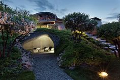 A Look at SBM Studio's Green Residence in Ukraine