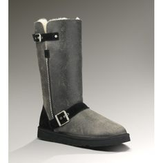 Classic Tall Dylyn Grey 1001204 Womens Boots