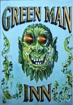 The Wicker Man from Craig Pub Signs, Beer Signs, Horror Art, Horror Movies, Wicker Man, Building Signs, British Pub, Old Pub, Meet Friends
