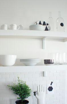 Rachelle Francey's Kitchen on Rue Magazine