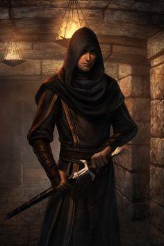 ArtStation - Elder Scrolls Legends, Atomhawk Design