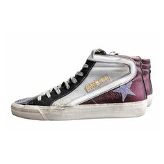Women´s Golden Goose Sneakers Superstar Leopard