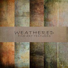 Weathered Fine Art Textures