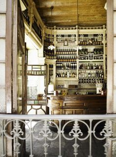 Good god. The cabinetry.  Seville.