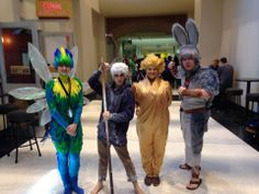 Rise of the Guardians cosplay - great group!