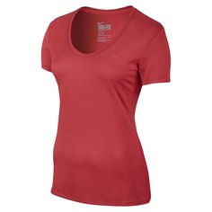 Image for Nike Women's Legend 2.0 V-neck T-shirt from Academy