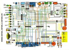 Honda Cb750k Wiring Diagram Guitar Amp For Triumph Bsa With Boyer Ignition Tut Simple Motorcycle Choppers And Cafe Racers Evan Fell Works