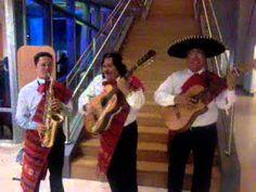TRIO FESTA MEXICANA - Tels:(11)3333-3697*97677-5588*Email: mexicoeventos...