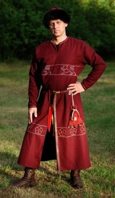 Tailor's - Marsalek, Nobleman's traveling clothing, part 1