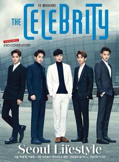 [PREVIEW] The Celebrity Magazine January Issue - EXO