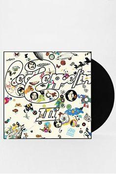 Led Zeppelin - III LP