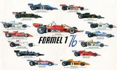 F1 Grid 1976