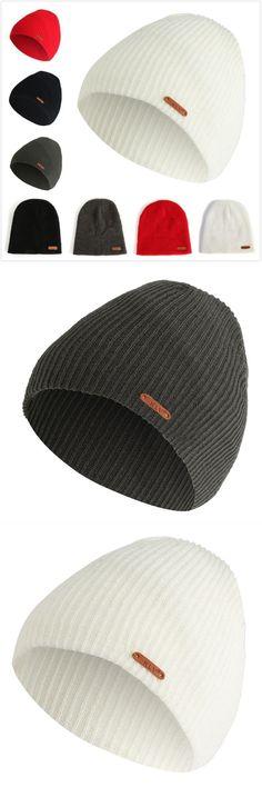 96d58b1a1e78cb Men women baggy warm crochet winter wool knit ski beanie skull slouchy caps  hat cap women