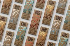 10 ярких упаковок шоколада