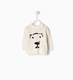 Image 1 of Bear sweater from Zara
