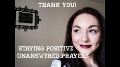 Unanswered Prayers - Fearless Friday