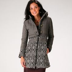 Prana Mischka Jacket ( Grey )