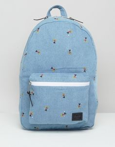 66cca62e81 Herschel Quickstrike Mickey Mouse Settlement Backpack at asos.com