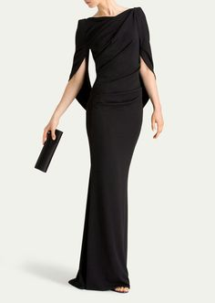 Long Black Dress Long Black Dress Source by nnnnjkkhgf The post Long Black Dress appeared first on How To Be Trendy. Elegant Dresses, Pretty Dresses, Formal Dresses, Formal Wear, Wedding Dresses, Beautiful Gowns, Beautiful Outfits, Style Haute Couture, Elegantes Outfit