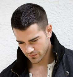 Short Hairstyles For Gentlemen   Hairstyle Tips