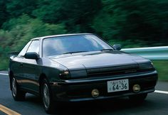 Toyota Celica GT-Four JP-spec (ST162) '1986–89