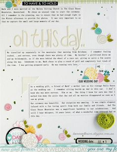 Leanne Allinson - this is one side of a 2 page layout - but I LOVE this page! ;)