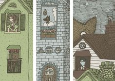 Details from a poster for a ghost story writing workshop