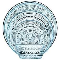 image of Iittala Kastehelmi Dinnerware in Light Blue