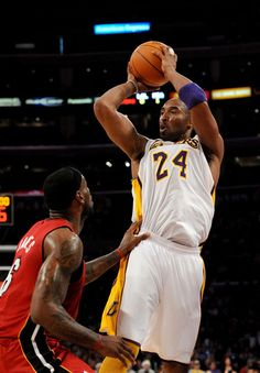NBA  Miami Heat Vs. LA Lakers Kobe Bryant Lebron James 36d7278dbbce