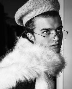 Joe Keery photographed by Samuel Ramirez for Rogue Magazine (2017)