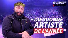 #35 - Dieudonné : Artiste de l'année !! / Hollande, Valls, quenelles, ... Méditez la force de  l'Internet