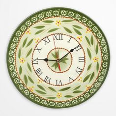 temp-tations® by Tara: temp-tations® Old World Diameter Wall Clock Tara Mcconnell, Temptations Cookware, Stove Top Cover, Princess House Crystal, Kitchen Must Haves, Old World, Clocks, Easy Diy, Old Things