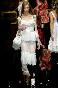 Dolce & Gabbana Spring 2006