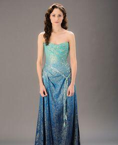 Costumes - Kalique Abrasax (Tuppence Middleton) - Jupiter Ascending – Official Look Book