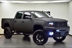 Mudder Chevy Truck