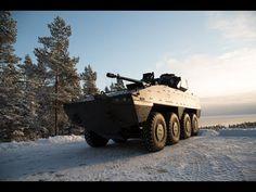 BAE Systems AMV35