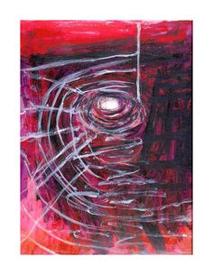 Spider Web Art, on Heavy paper- Original Painting, 9 x 12 inches, Next day shipment - Ships Worldwide Modern Art Paintings, Original Paintings, Boat Decor, Selling Art, Preschool Crafts, Love Art, Scary, Abstract Art, Arts And Crafts