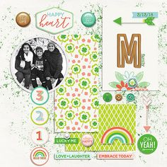 mf by marnel Credit FF 3/16/18 @The-LilyPad Happy Go Lucky Kit by Becca Bonneville