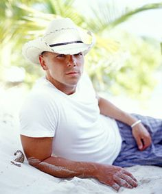 Kenny Chesney! He's been my dream man since I was little! But rory has taken his place (;