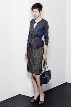 Bottega Veneta Pre-Fall 2015 Runway – Vogue