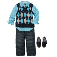 Vested Interest | Kid Boy Shop The Look
